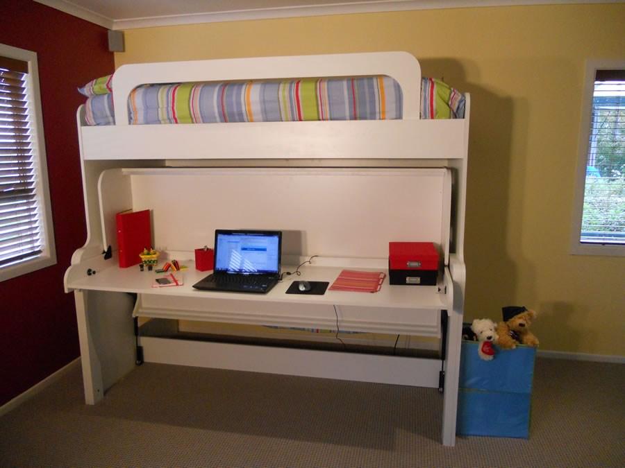 Picture of: Hidden Bed Barrett Joinery Ltd Timaru